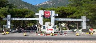 Manisa Kırkağaç 6'ncı Jandarma Komando Er Eğitim Alayı
