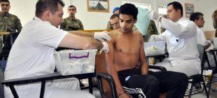 Askerde Kaç Defa Aşı Yapılıyor